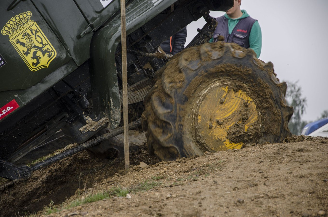 Truck Trial Jihlava 2017